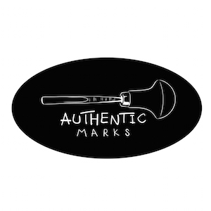 authentic marks logo (29K)